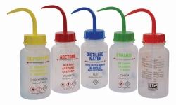 LLG-Safety wash bottles, PE-LD