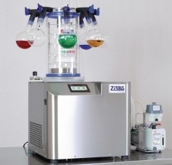 Laboratory freeze dryer VaCo 2