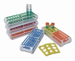 Test tube racks Switch-Grid™, POM