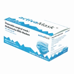 Disposable face mask activaMask®