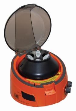 Mini centrifuge LLG-uniCFUGE 3 pro