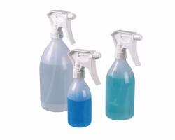 Spray bottles LaboPlast®, PE / PP