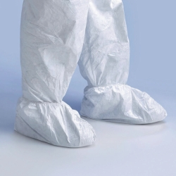 Disposable Overshoes Tyvek® 500, Posa