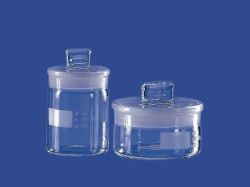 Weighing bottles DURAN® tube, with NS stopper