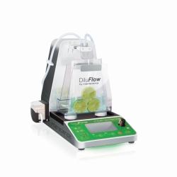 Gravimetric dilutor DiluFlow® Elite, 1 or 2 pumps