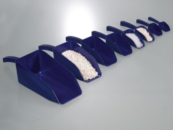 Disposable scoops for foodstuffs SteriPlast®, PS
