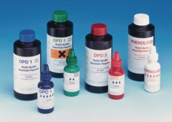 Reagent solutions for photometers Lovibond®