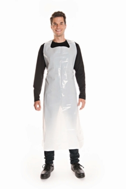 Working and Chemical Protective Apron LDPE