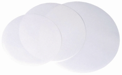 Qualitative filter papers MN 614, round filters