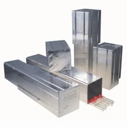 Pipette container, Aluminium