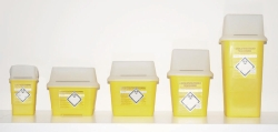 Disposal Container SHARPSAFE®, PP