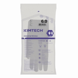 Cleanroom Gloves, KIMTECH PURE* G3 STERLING*, nitrile, sterile