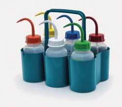 Bottle basket for 6 bottles, ABS