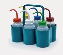 Bottle carrier for 6 bottles, ABS