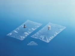 Sampling bags, PVDF