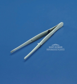 Forceps, PTFE Fluoropolymer, coated