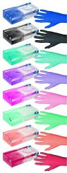 Disposable Gloves  Pearl, Nitrile, Powder-Free