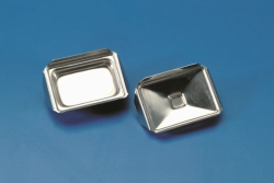 Metal trays for Histology