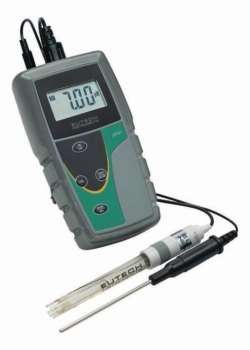 pH / mV / °C Meter pH6+ / pH5+ series