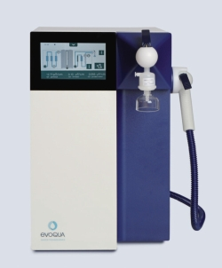 Ultra pure water systems, Ultra Clear™ Touch Panel