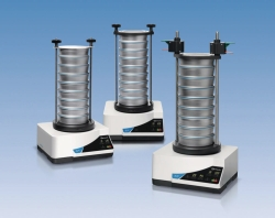 Analytical Sieve Shakers AS 200 basic/digit/control, AS 300 control, AS 450 basic, AS 450 control
