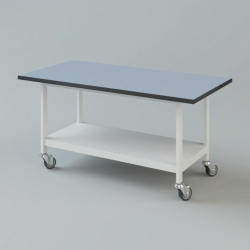 Heavy-duty benches