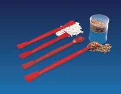 Glass fiber spatulas, nylon