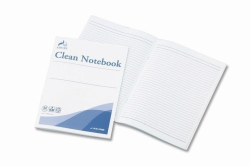 Cleanroom Notebook