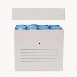 Boxes for centrifuge tubes, cardboard