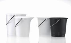 Buckets, series 610/615, PE-LD