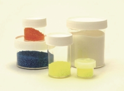Wide mouth jars, PMP, with screw cap Nalgene™, PP