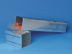 Pipette box, aluminium