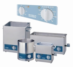 Ultrasonic baths, SONOREX SUPER