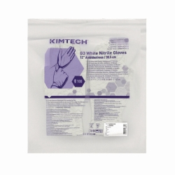 Cleanroom Gloves, Kimtech™ G3, nitrile