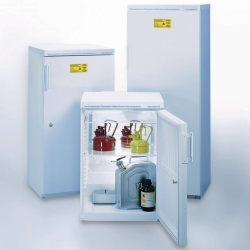 Spark-free laboratory refrigerators, up to +1 °C