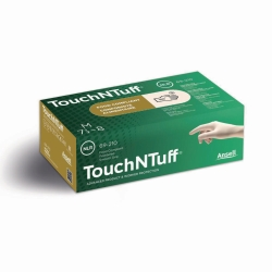 Disposable Gloves TouchNTuff®, natural latex