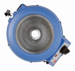 Electronic multi-size heating mantles, V-shaped, EMV series