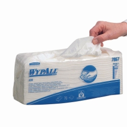 Cleaning Wipes, WypAll* X70