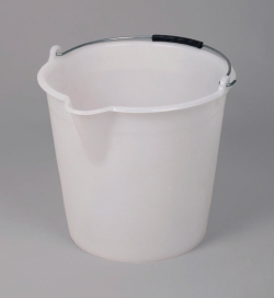 Bucket with spout, LLDPE