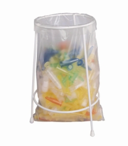 Autoclavable waste bags, standard, PP