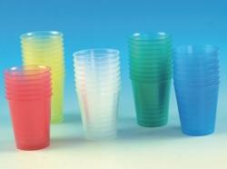Medicine cups, PP