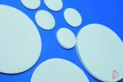 Filter Paper 400, universal, round filters