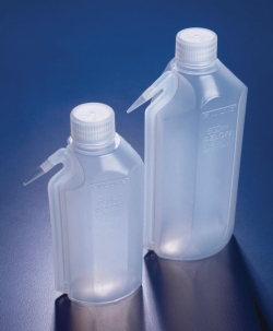 Wash bottles, LDPE