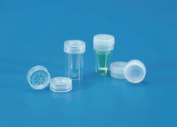 Lids for Sample Cups, PE