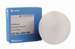 Filter Papers, Grade 50, qualitative, circles and sheets