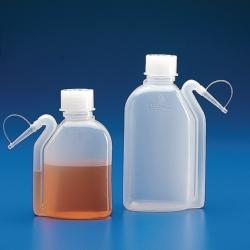 Wash bottles, PE