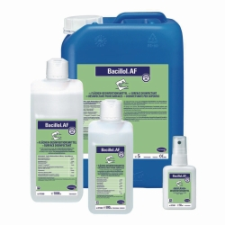 Fast acting spray disinfectant Bacillol® AF