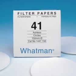 Quantitative filter paper, grade 41