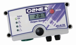 Oxygen Depletion Safety Monitor, O2Ne+™