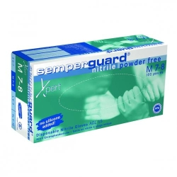 Disposable Gloves, Semperguard® Xpert, Nitrile